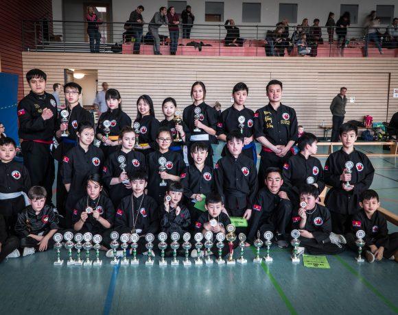 Xin Nian Cup 2018