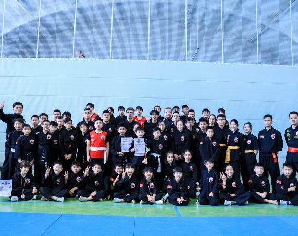 Xian Cup 2019